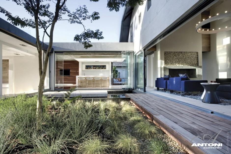 Дом для молодой семьи в Кейптауне