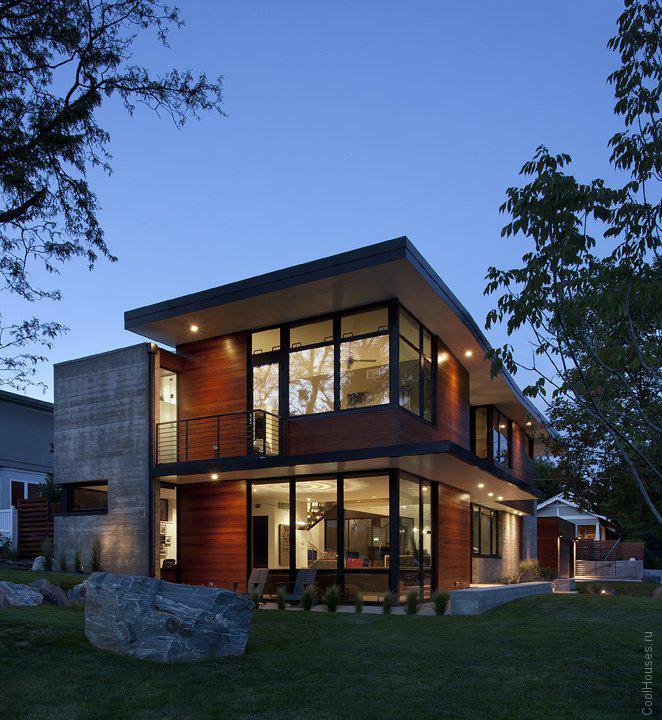 Дом для молодой семьи в Колорадо