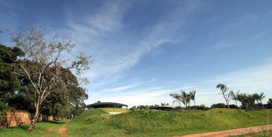 Две виллы в Парагвае
