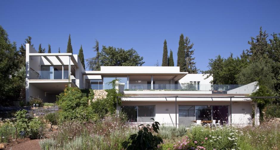 Модерн вилла в Израиле