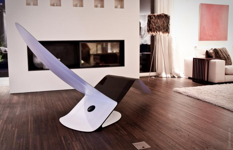 Оригинальный стул от британского дизайнера