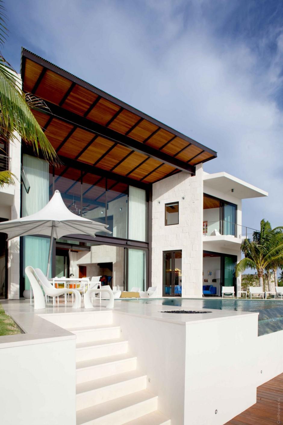 Великолепная вилла на Карибских островах