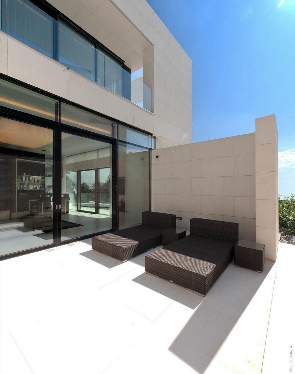 Дизайн проекта загородного дома