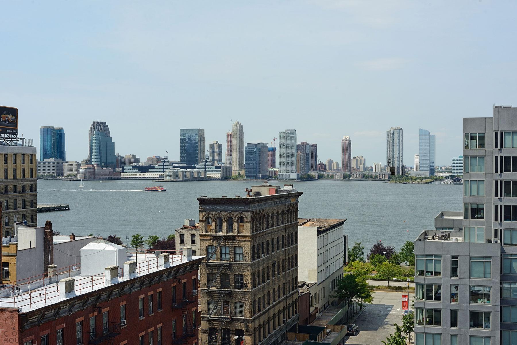 Большой пентхаус с шикарным видом на Нью-Йорк