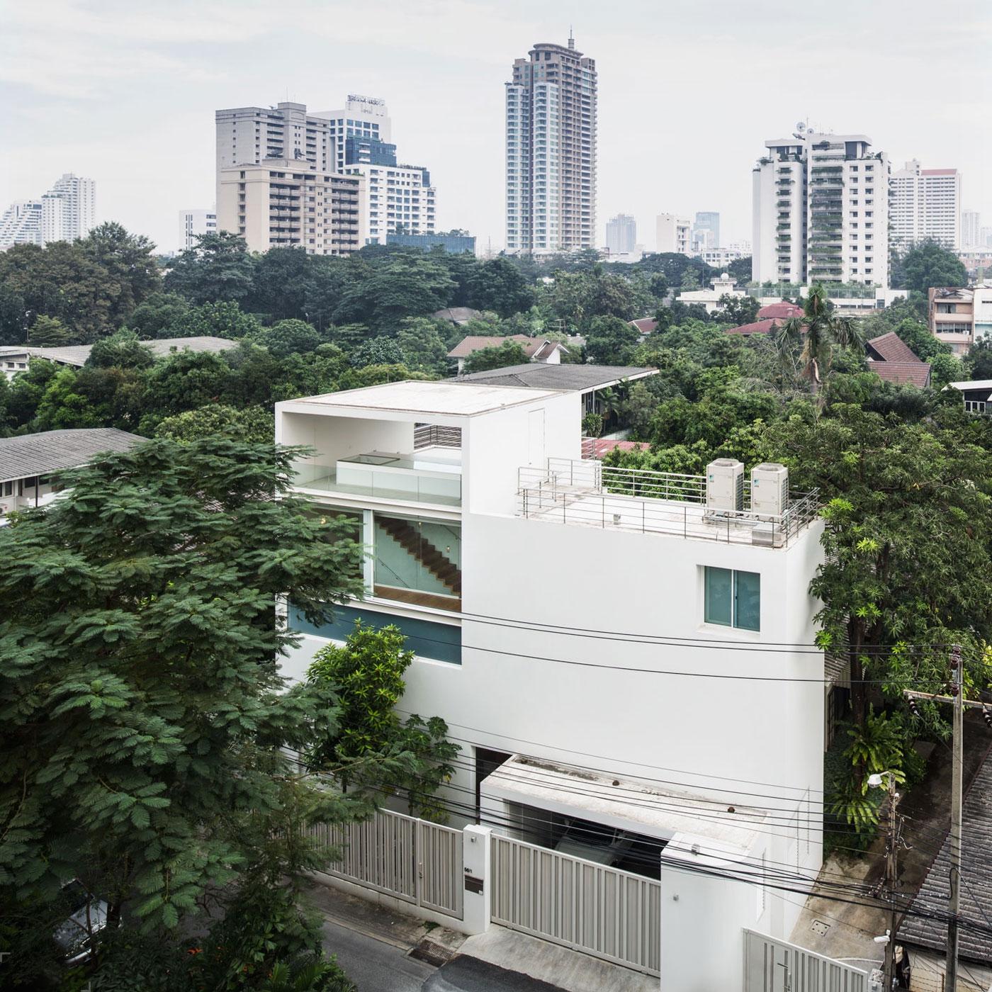 Частная вилла в Бангкоке от DBALP
