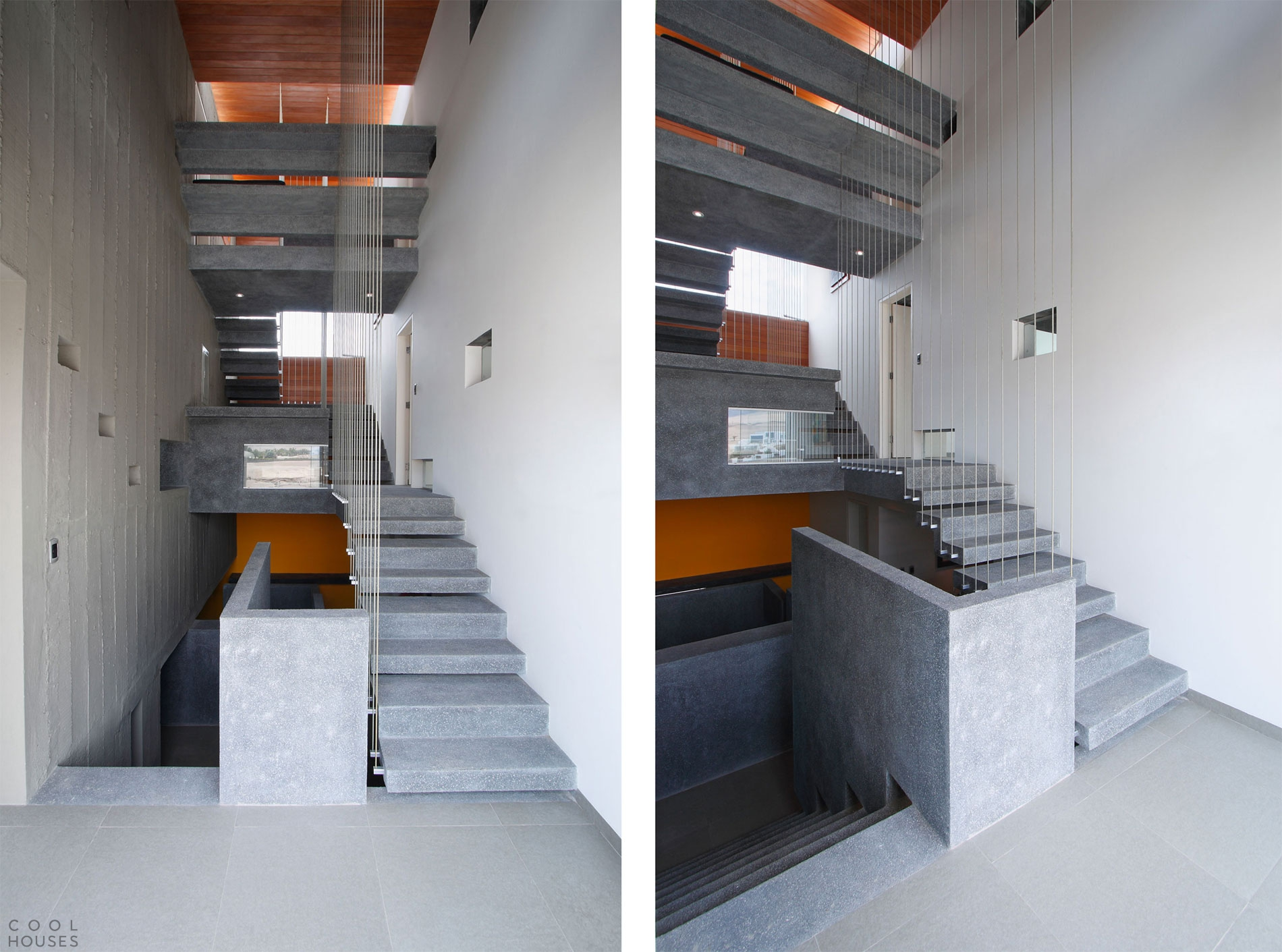 Частный дом по проекту архитектурного бюро Longhi Architects