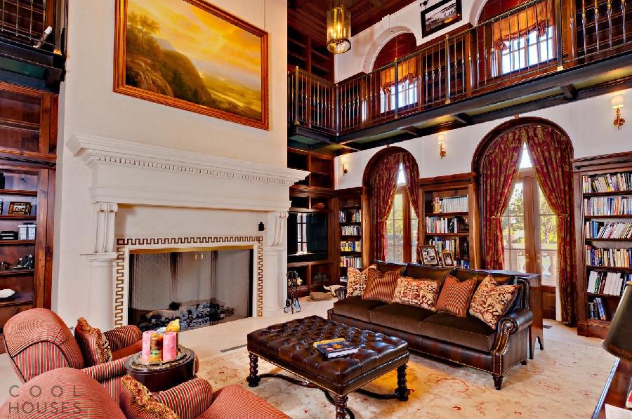 Дорогой особняк в США стоимостью более 78 млн. долларов