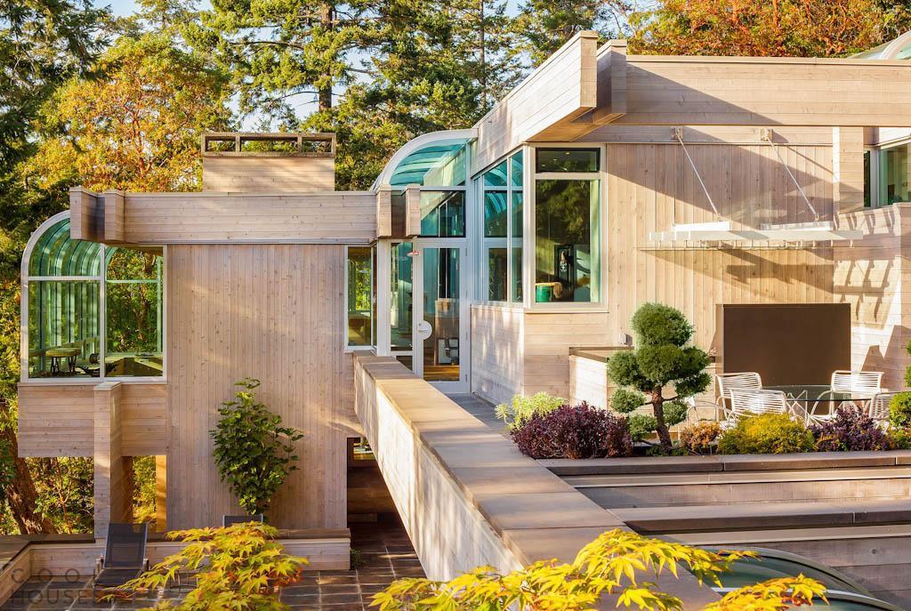 Отреставрированный частный дом в Канаде