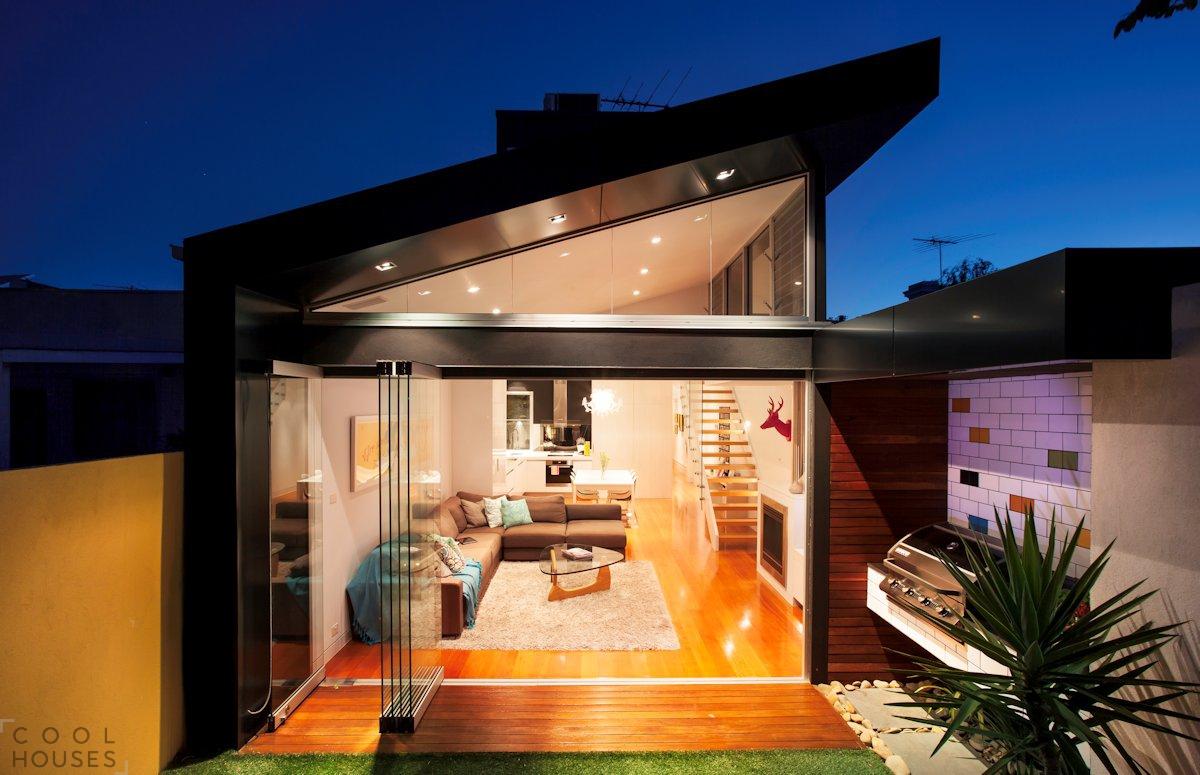 Проект жилого дома для молодой семьи