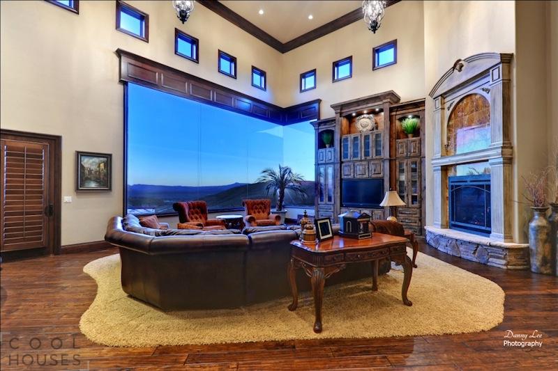 Роскошный особняк с изысканным интерьером, США