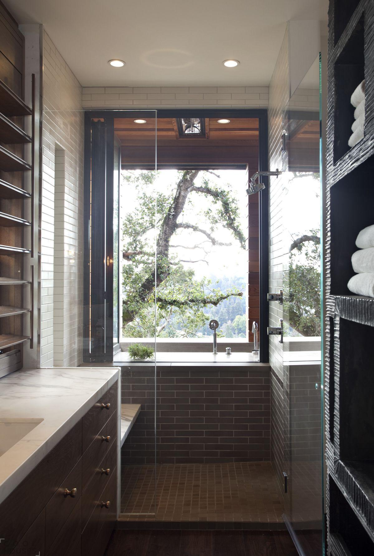 Шикарный четырехэтажный дом, расположенный на холмах Сан-Франциско