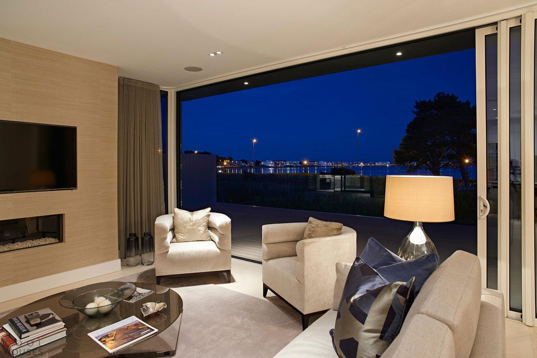 Современный дом, выполненный по проекту архитектурной студии David James Architects