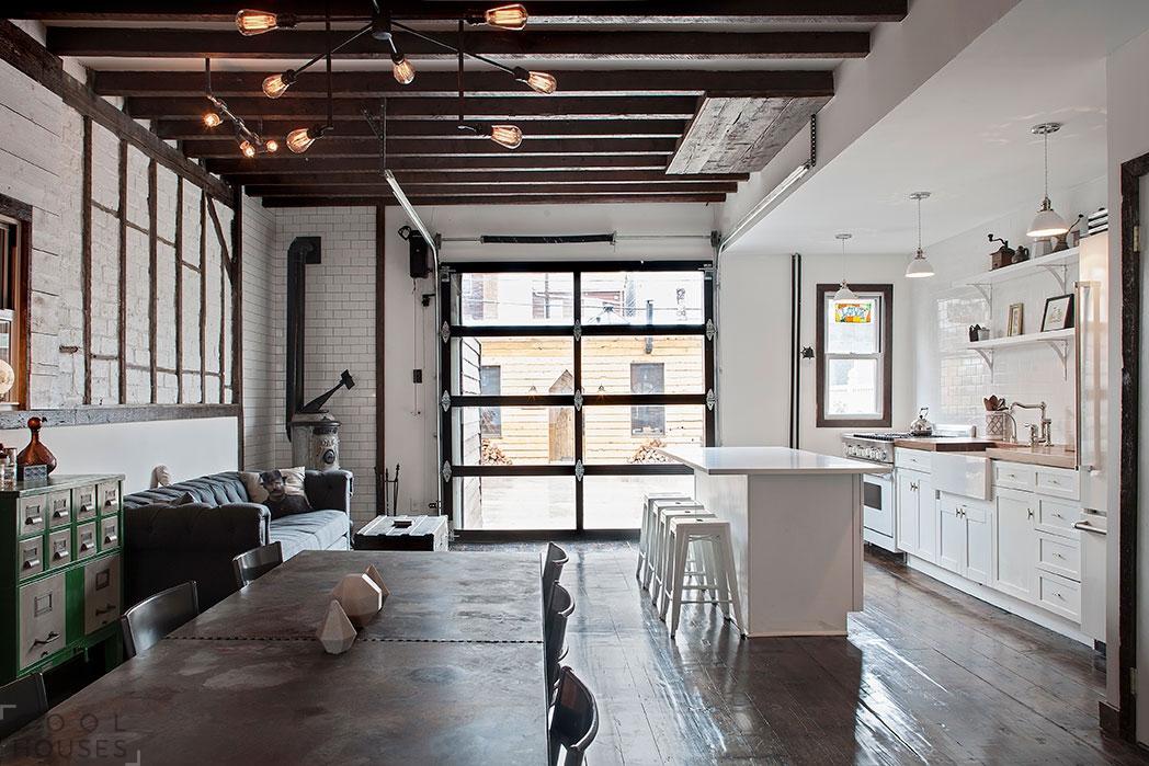 Уникальный отель Urban Cowboy в Нью-Йорке
