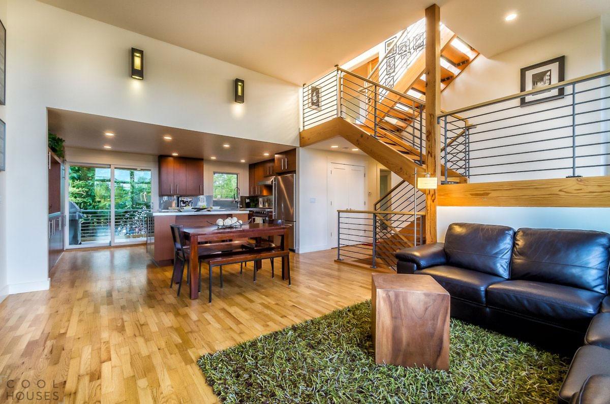 Уютный частный дом в Сиэтле