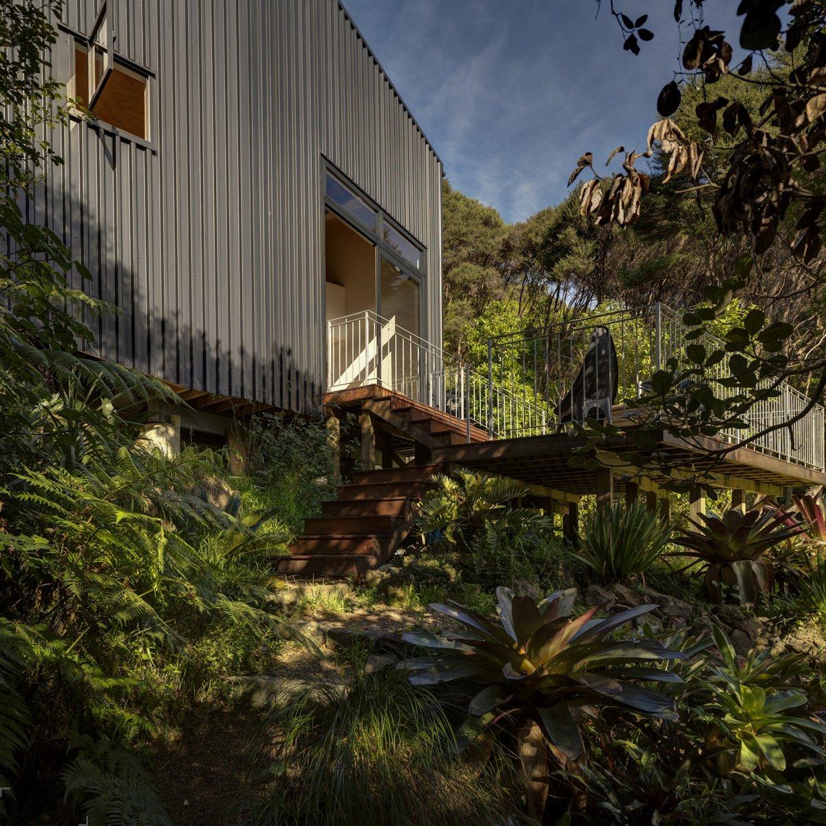Загородный дом на живописном острове Тихого океана
