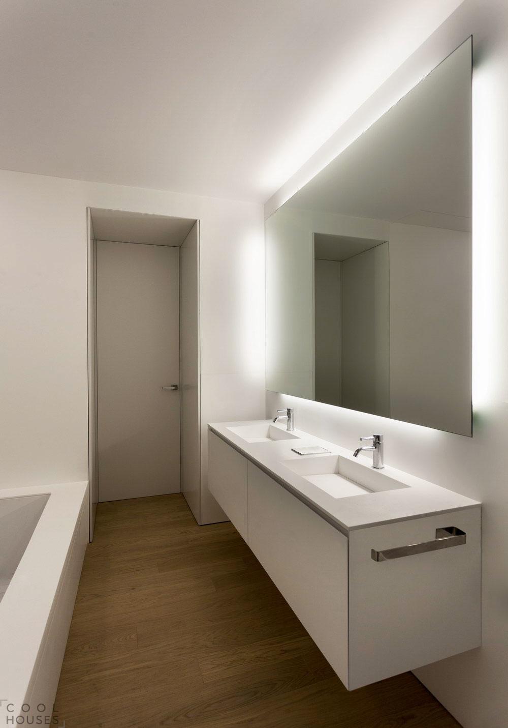 Дизайн квартиры в современном стиле в Валенсии, Испания