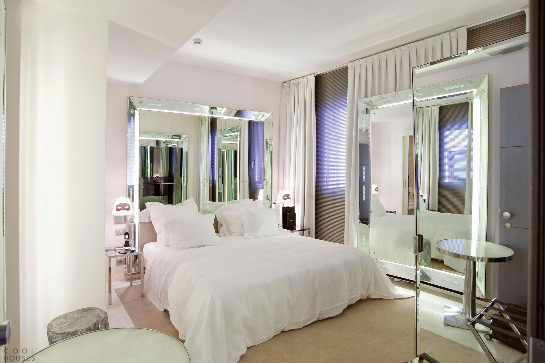 Фешенебельный отель Palazzina G в Венеции, Италия