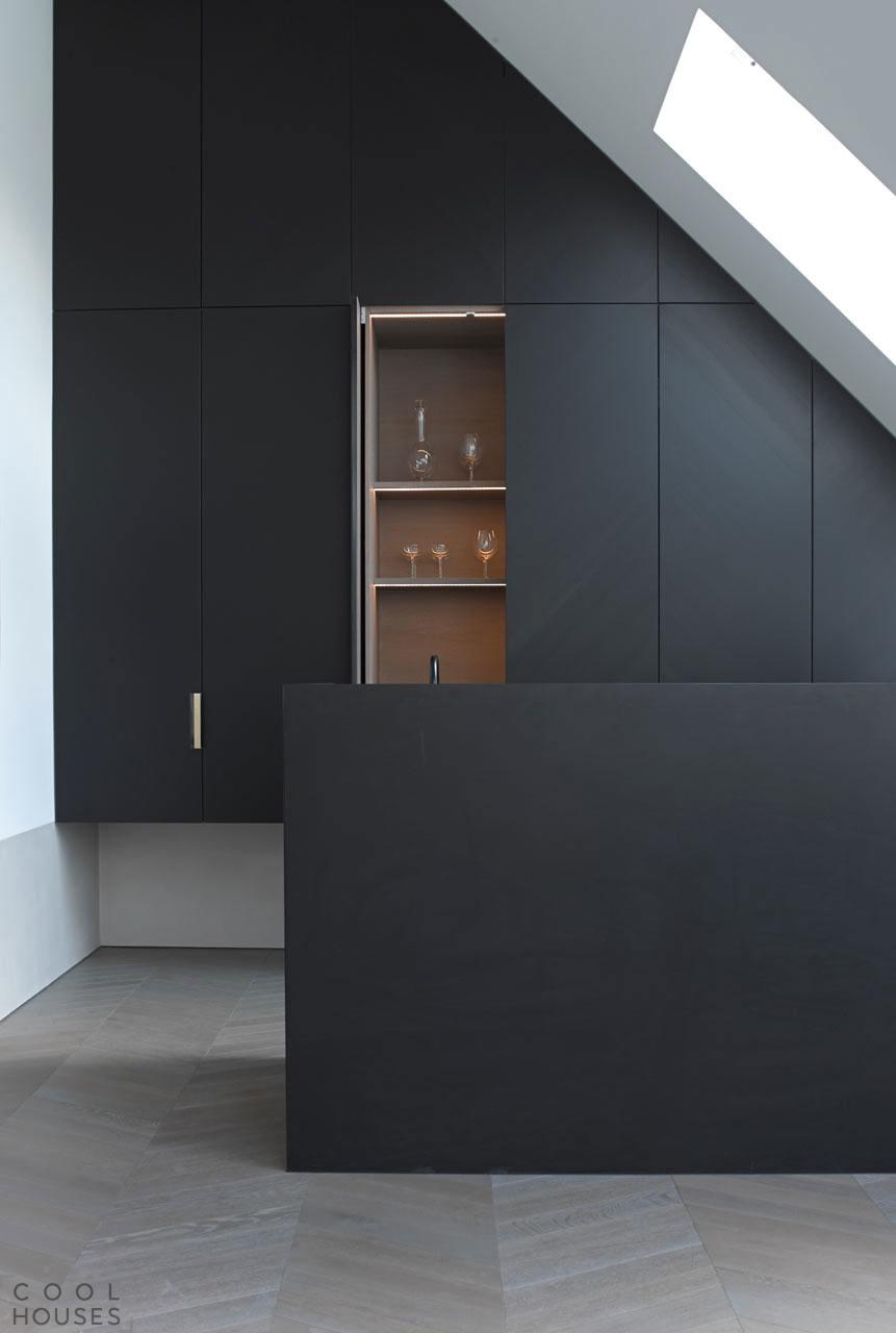 Проект лофта в Вене