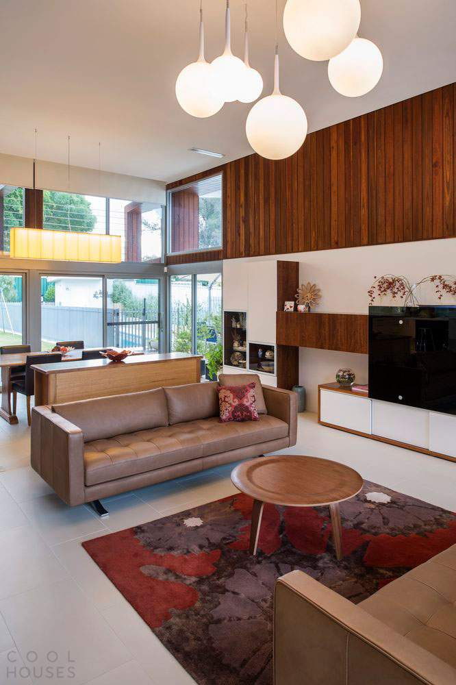 Дом в стиле ретро в Австралии