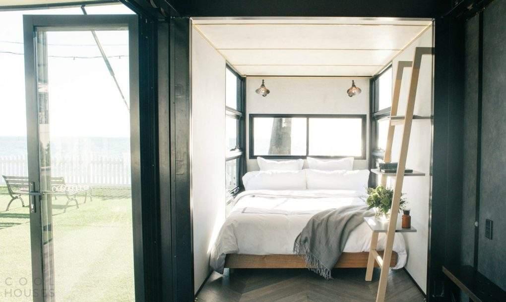 Мини-отель в контейнере от австралийской фирмы Contained