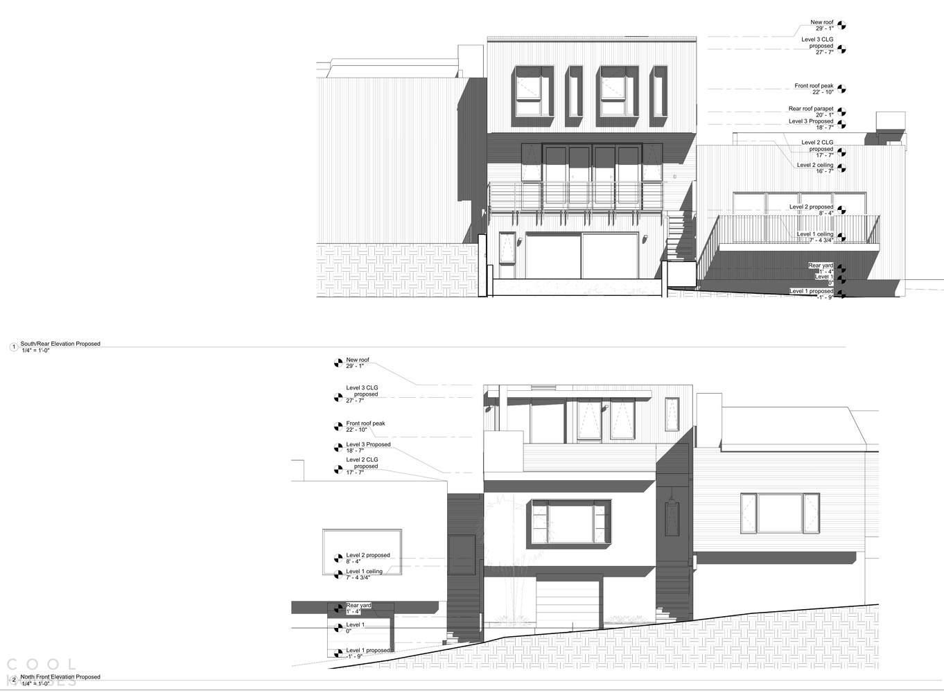 Реконструкция дома в Сан-Франциско, США