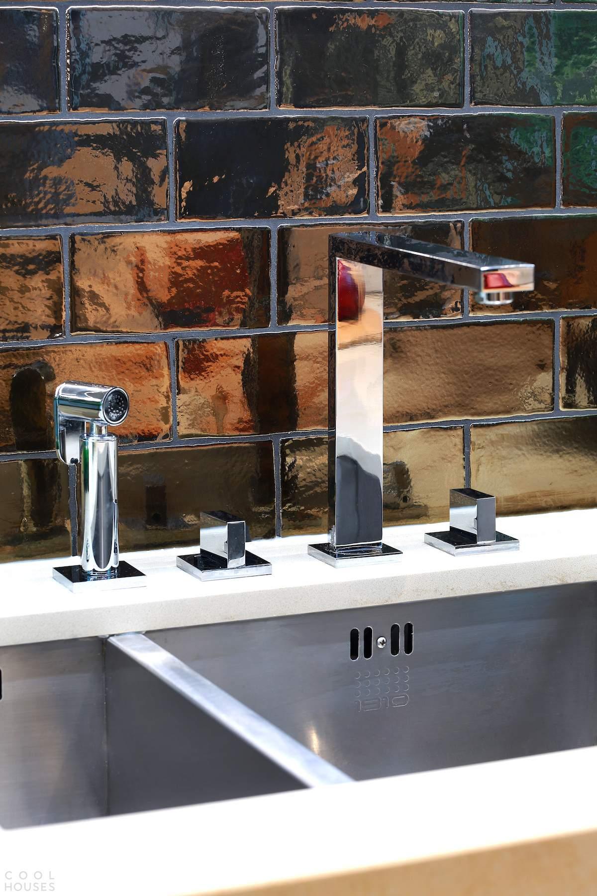 Реконструкция пентхауса от LLI Design в Лондоне, Великобритания
