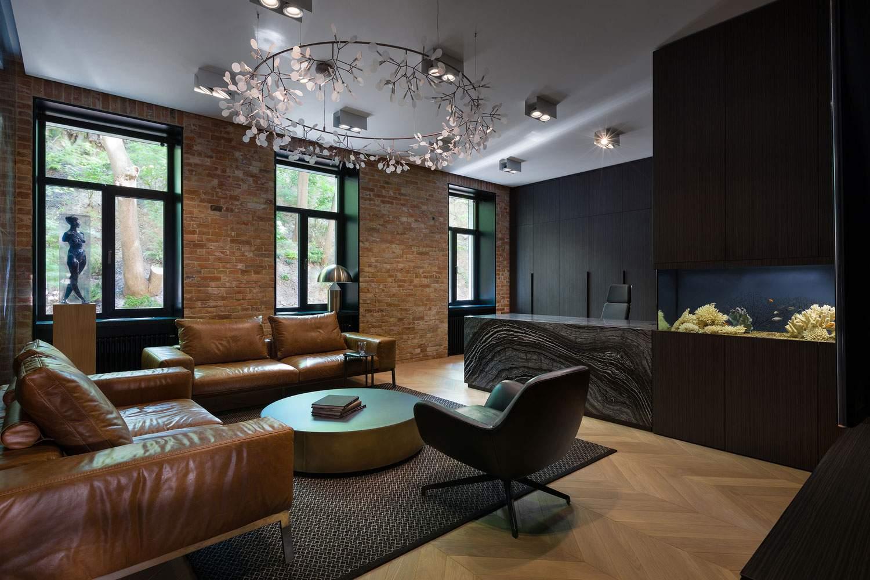 Стильный офис от Karchman Architech в Вильнюсе, Литва