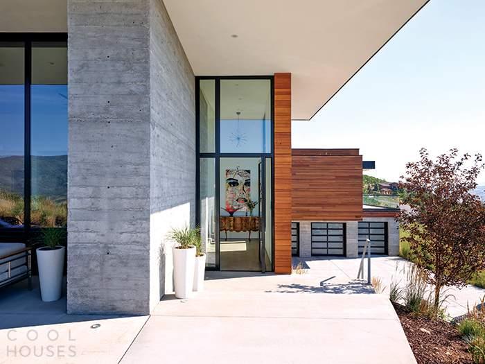 Дом с золотым сертификатом LEED в Парк-Сити, США