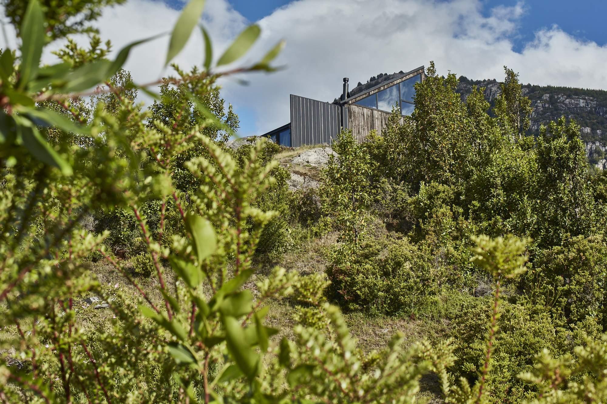 Идиллическое убежище для любителей природы на «Земле озер» в Чили