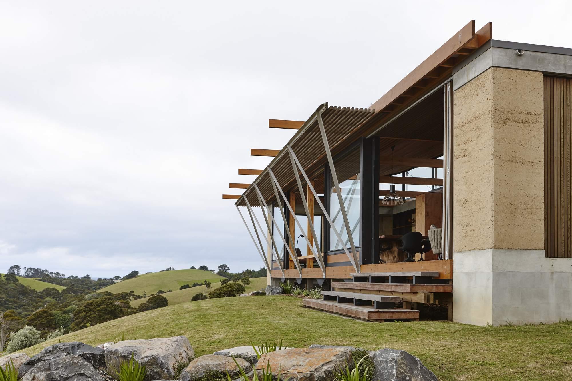 Дом Тутукака, Новая Зеландия