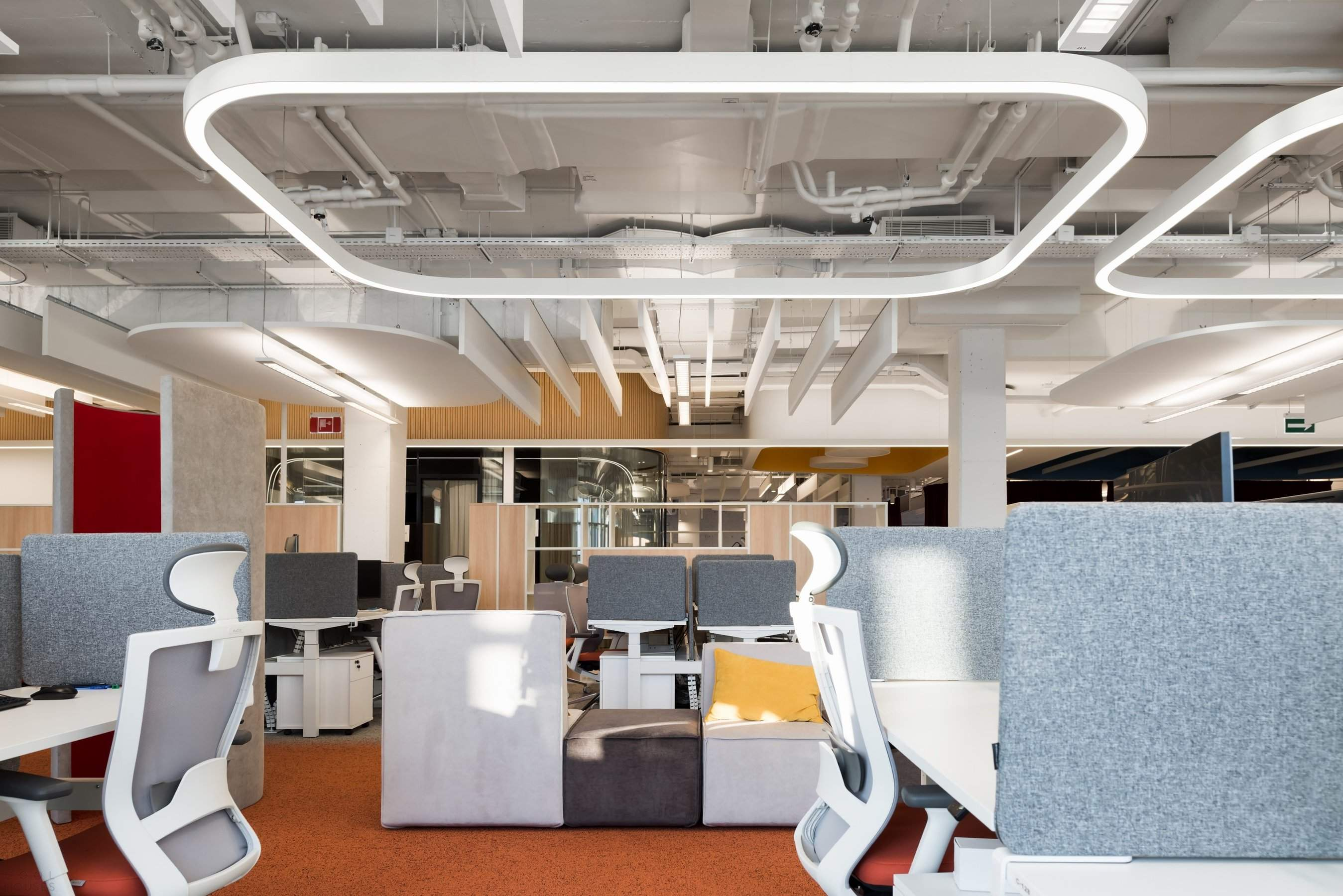 Новый лофт-офис компании Align Technology в Москве, Россия