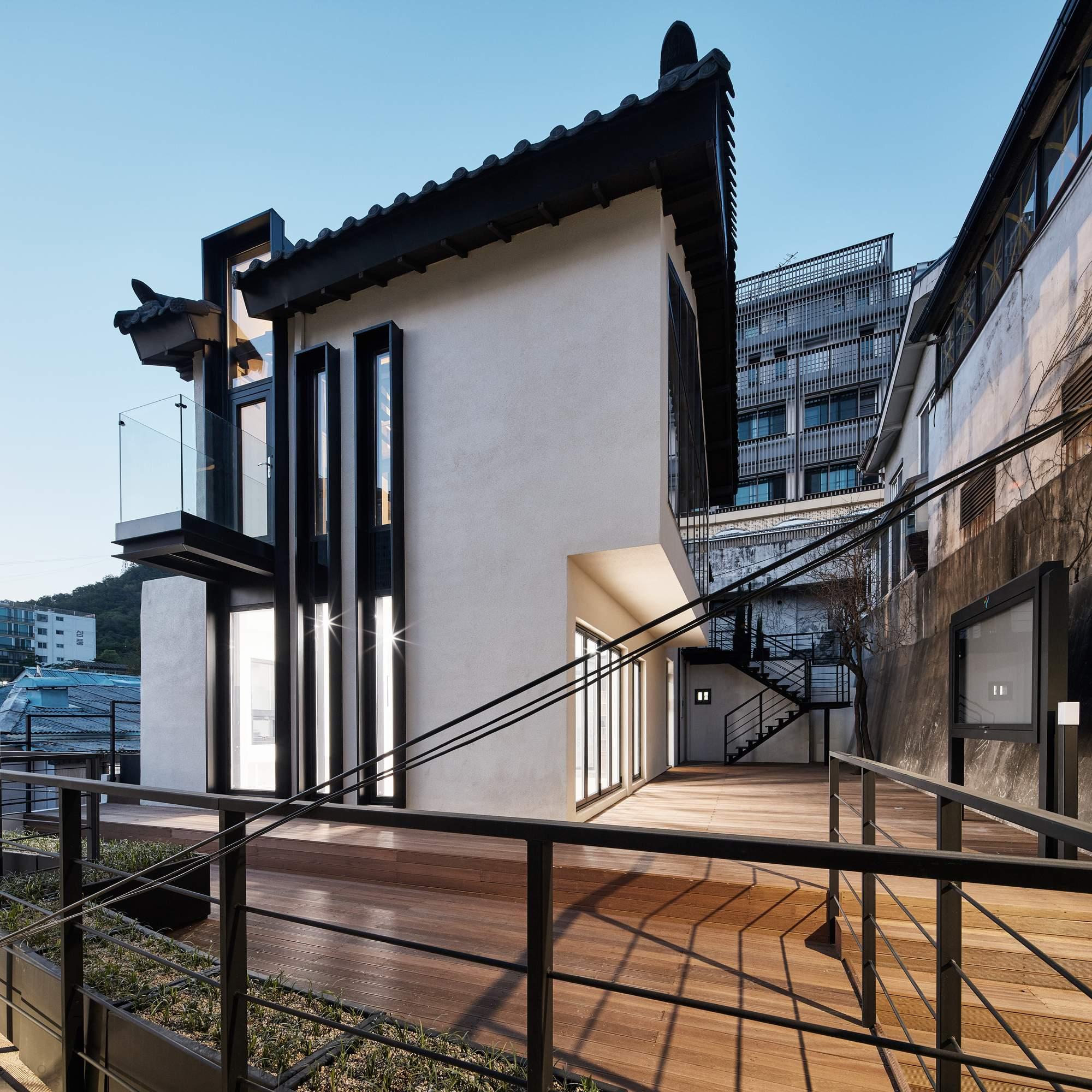 Общественный центр Hoehyeon, Южная Корея