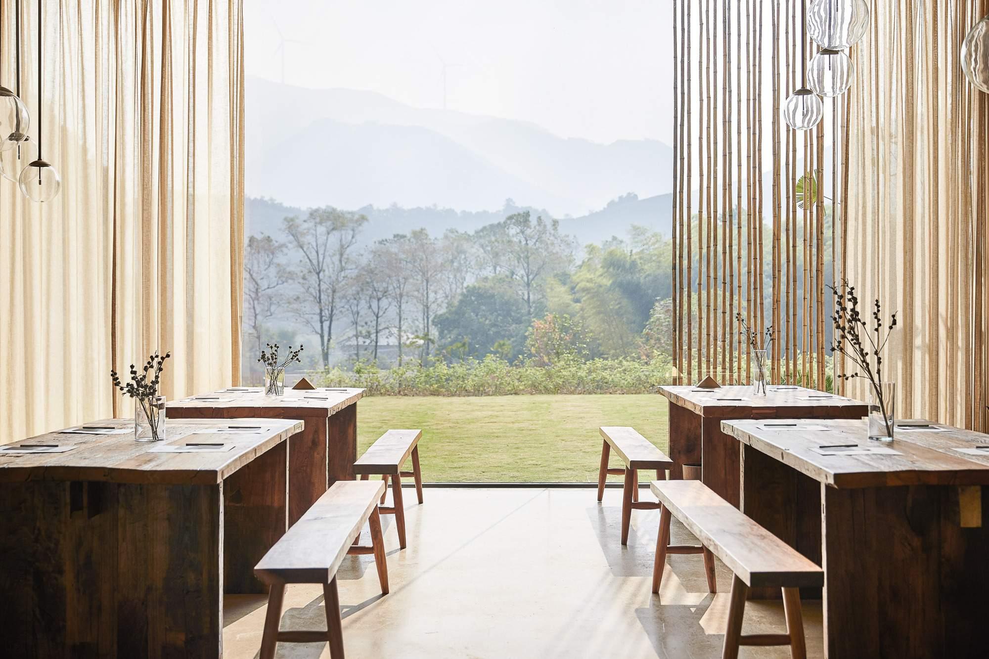 Роскошный курорт-отель в провинции Китая