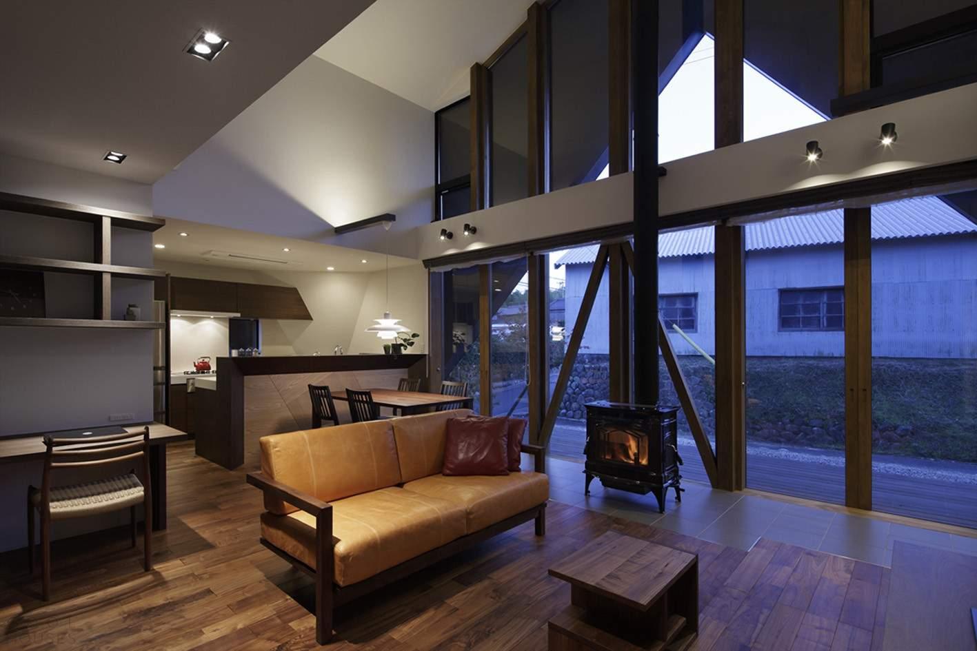 Семейный дом Оригами, Япония