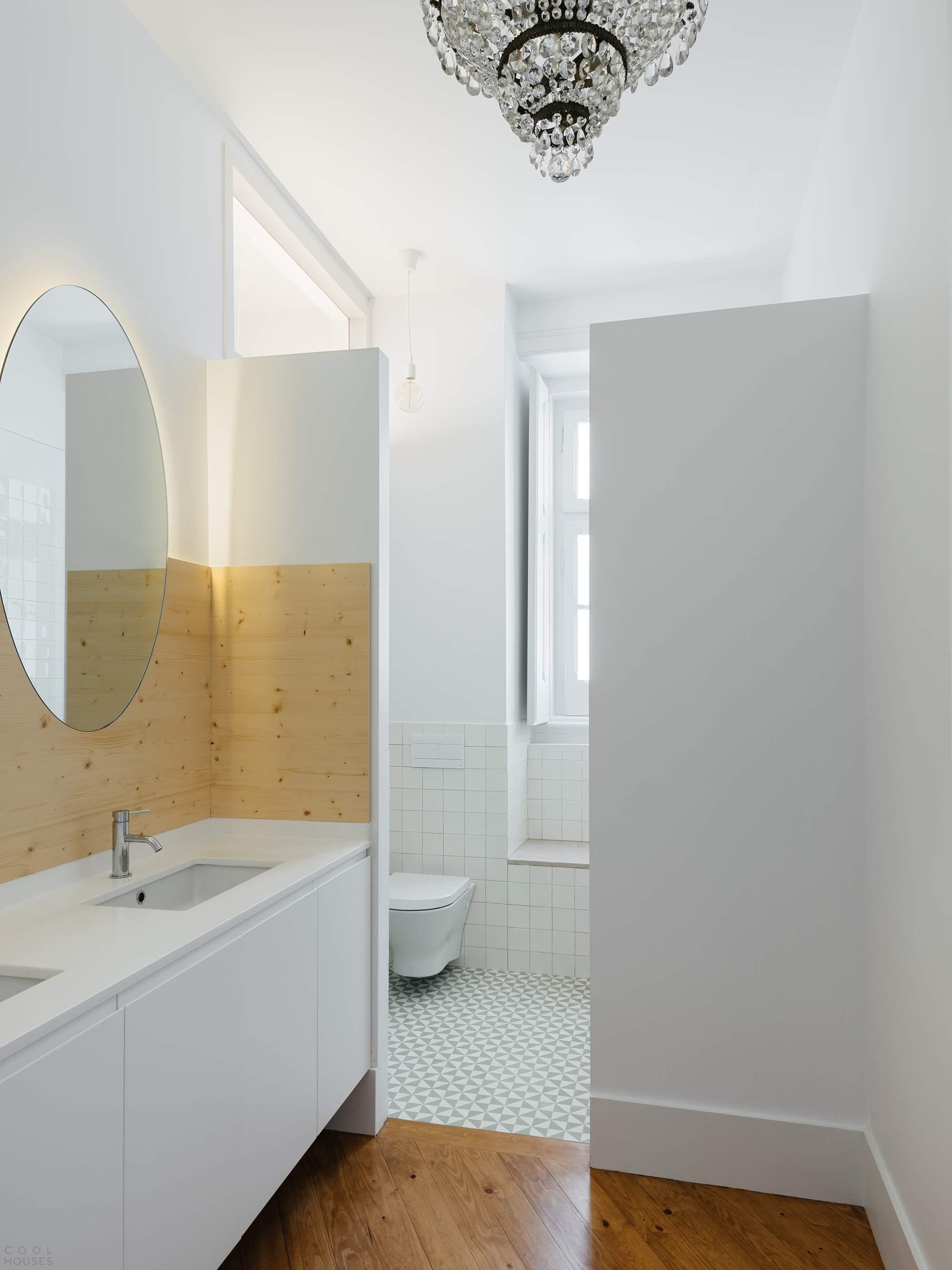 Элегантная квартиры с акцентом на преемственность, Португалия