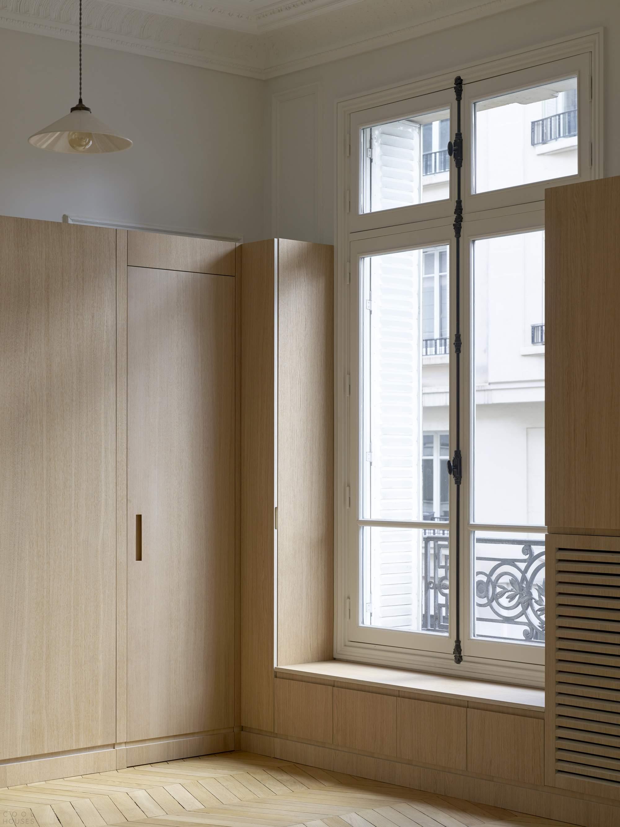 Квартира с оригинальной пространственной системой, Франция