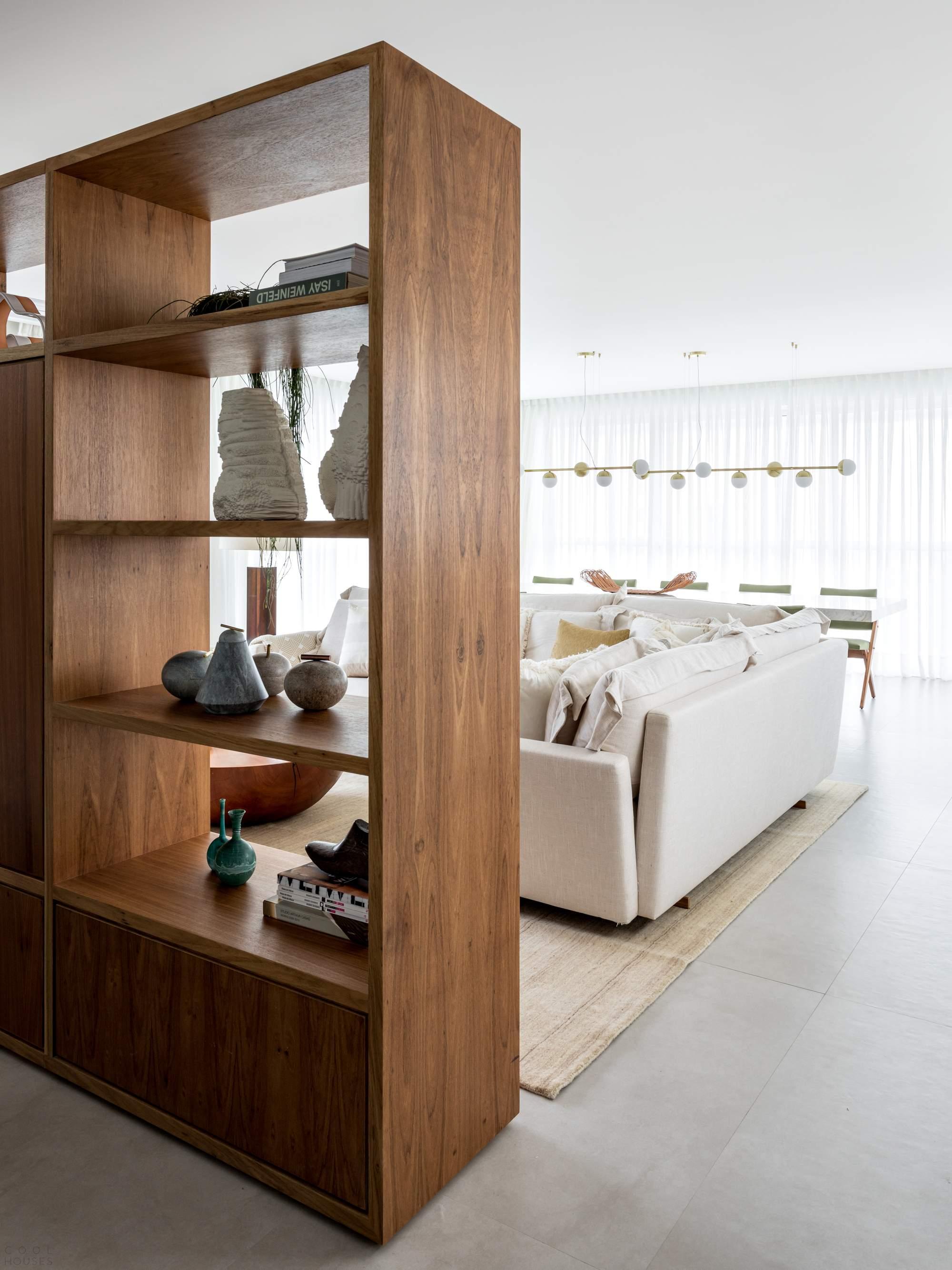 Современный интерьер, вдохновленный бразильским модернизмом, Бразилия