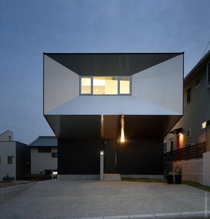 Дом отражений в Японии