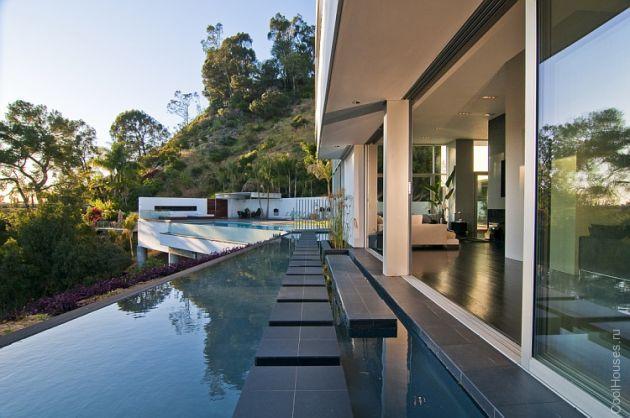 Дом в Западном Голливуде