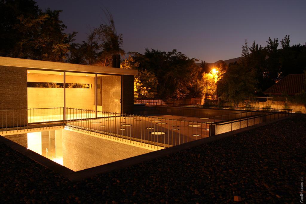 Уютный солнечный дом