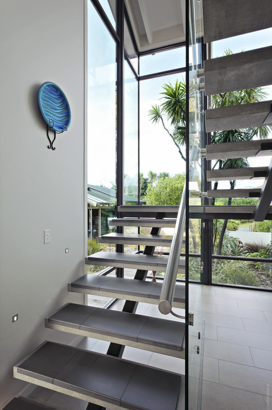 Элегантный дом в Новой Зеландии