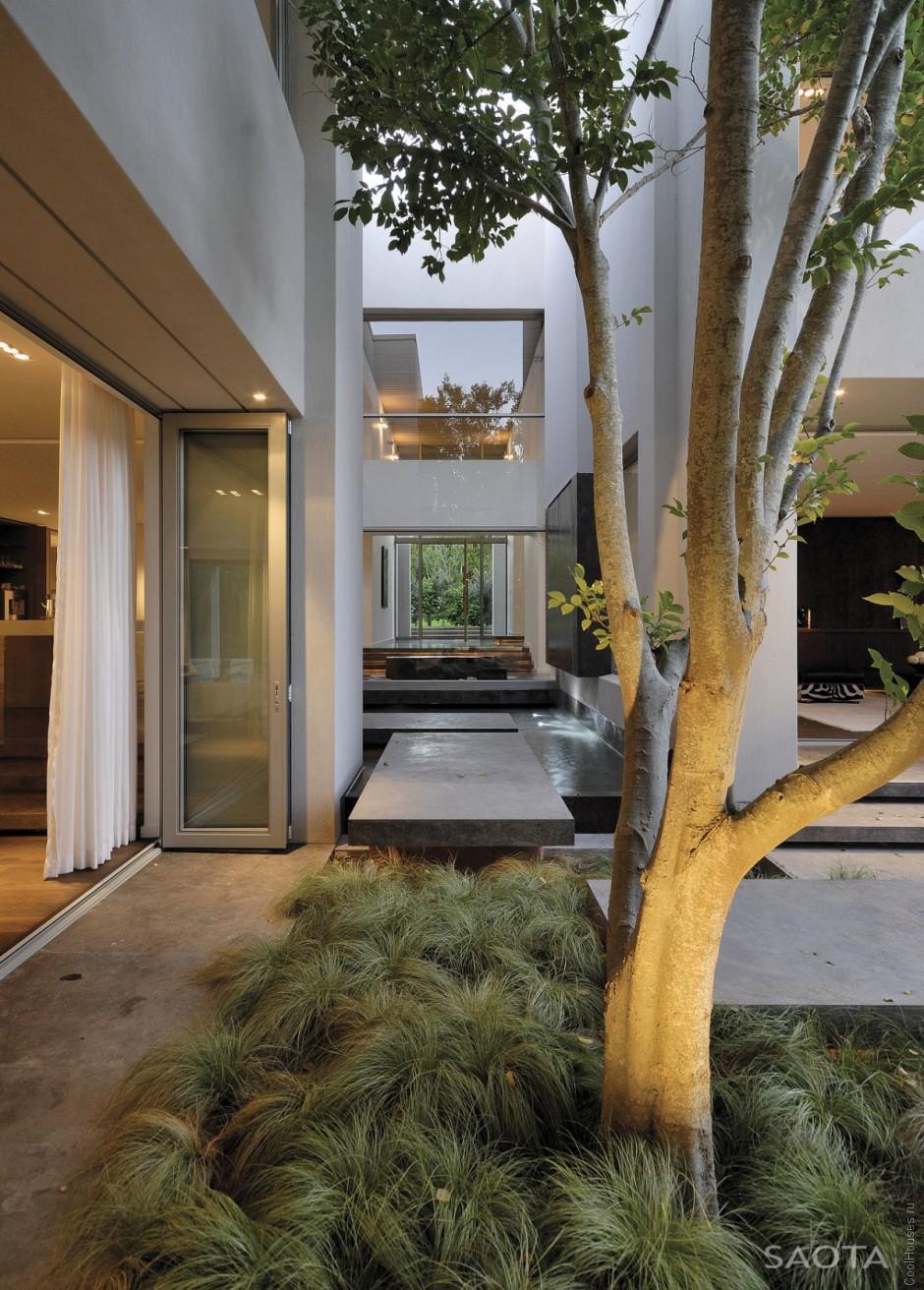 Роскошная резиденция в Кейптауне