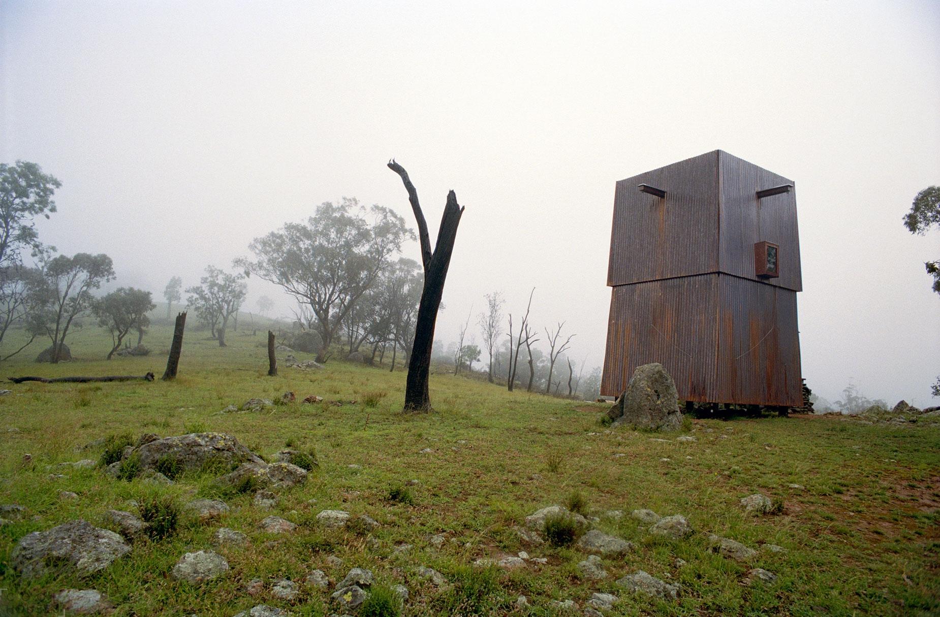 Оригинальный мобильный дом в Австралии