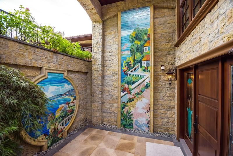 Шикарная вилла в средиземноморском стиле за $ 12,5 млн