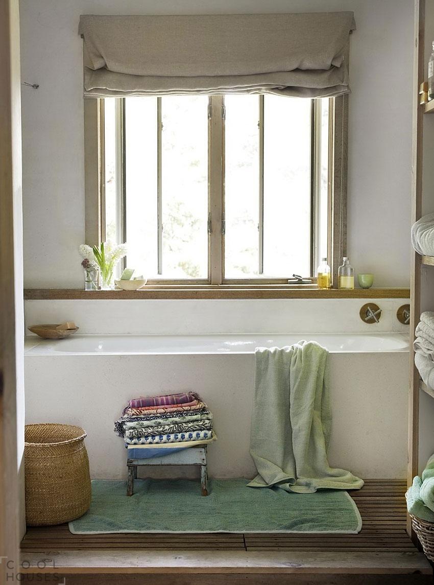 Уютный интерьер дома в Нью-Йорке