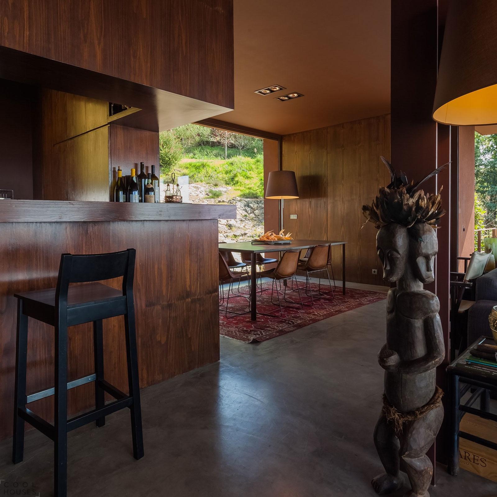 Частная загородная резиденция в Португалии