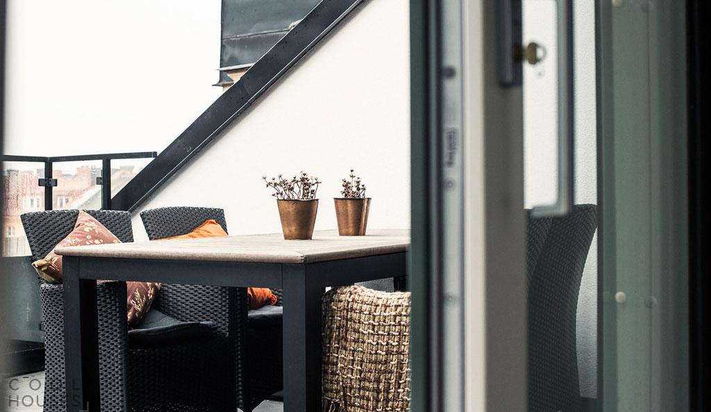 Элегантная квартира в скандинавском стиле в Стокгольме