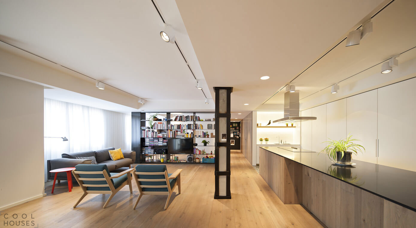 Квартира в стиле современного минимализма в Испании