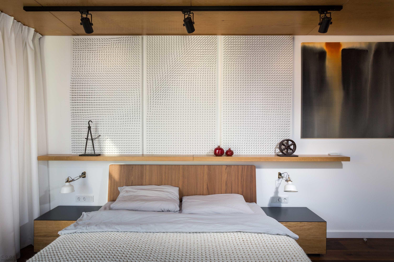 Современная стильная квартира от SVOYA studio в Киеве