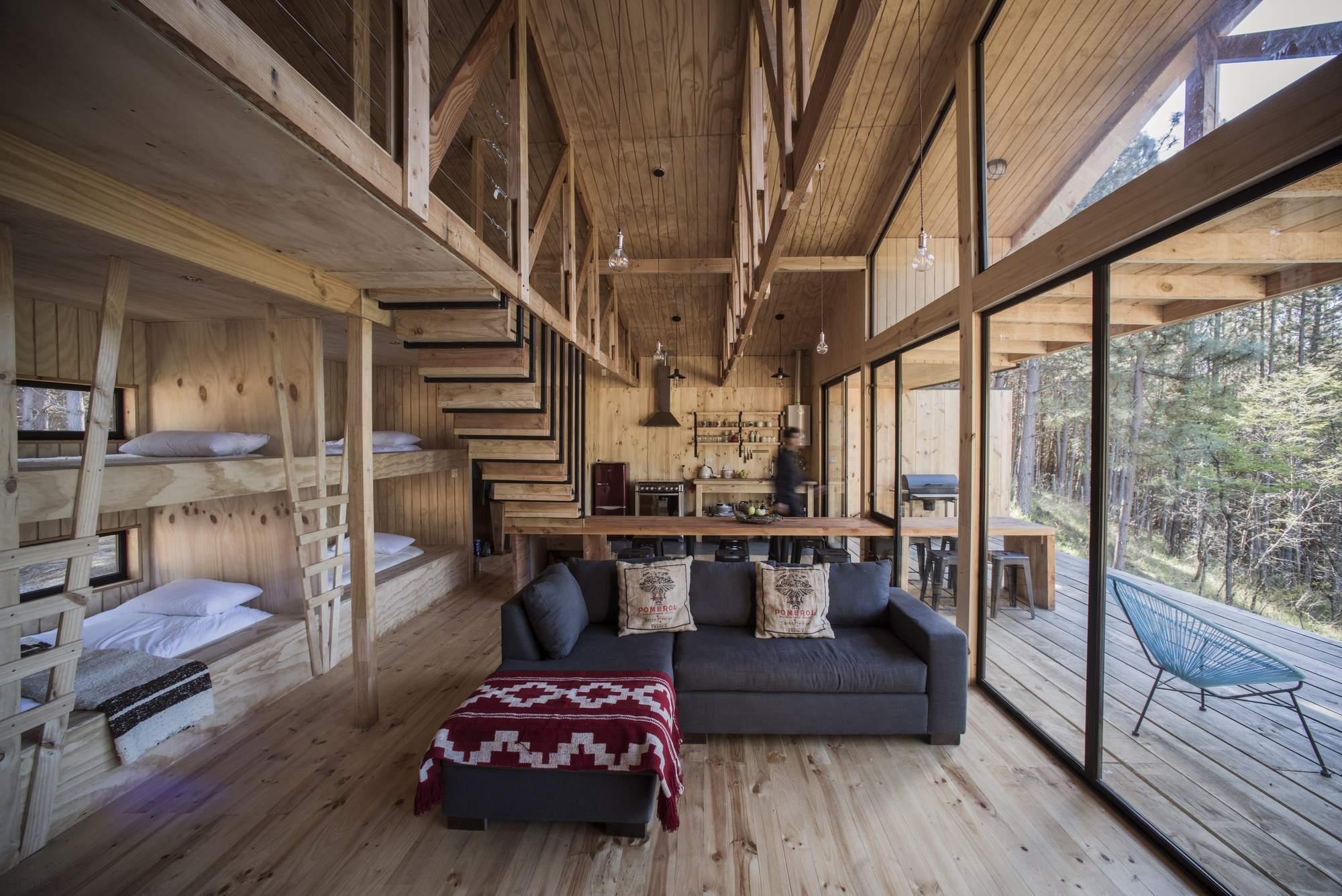 Дом для отдыха в Чили